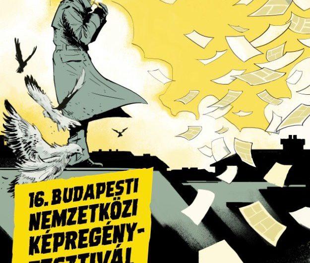 Elhalasztjuk a 16. Budapesti Nemzetközi Képregényfesztivált