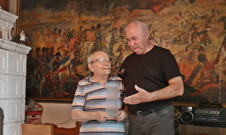 Sarlós Endre átvette a Korcsmáros-díjat